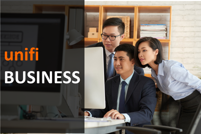 unifi broadband - business packages